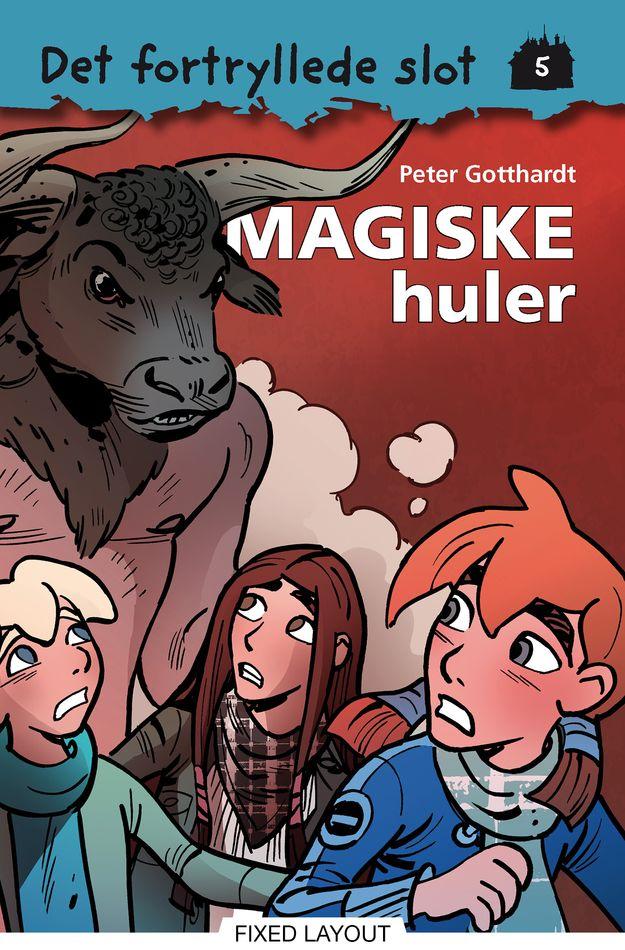 Det fortryllede slot #5: Magiske huler - Maneno