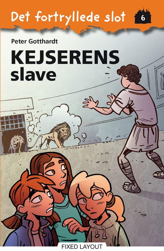 Det fortryllede slot #6: Kejserens slave - Maneno