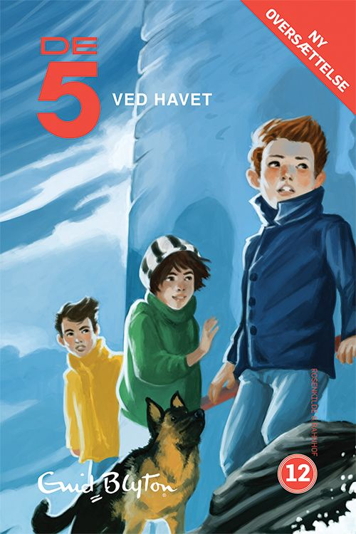 De 5 ved havet - Maneno