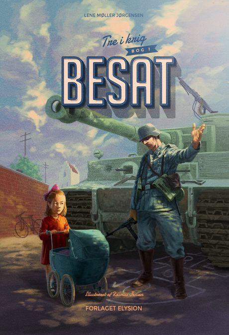Tre i Krig #1: Besat - Maneno