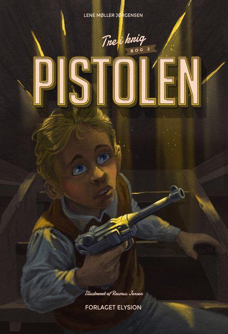 Tre i Krig #2: Pistolen - Maneno