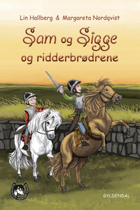 Sam og Sigge 3 - Sam og Sigge og ridderbrødrene - Maneno