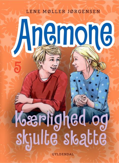 Anemone #5: Kærlighed og skjulte skatte - Maneno