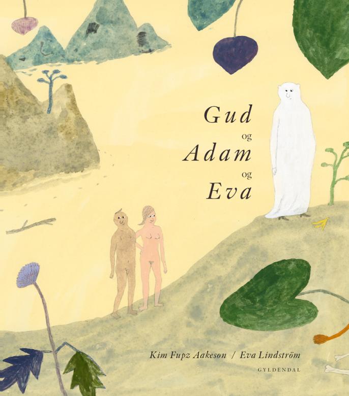 Gud og Adam og Eva - Maneno