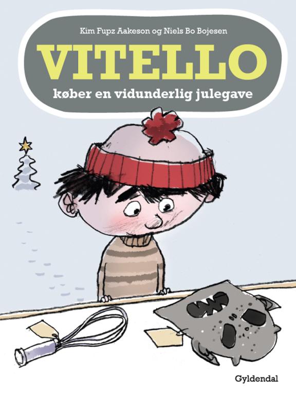Vitello køber en vidunderlig julegave - Lyt&læs - Maneno