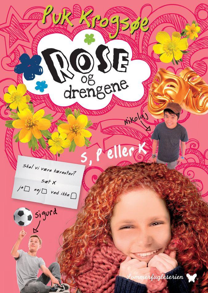 Rose og drengene - Maneno