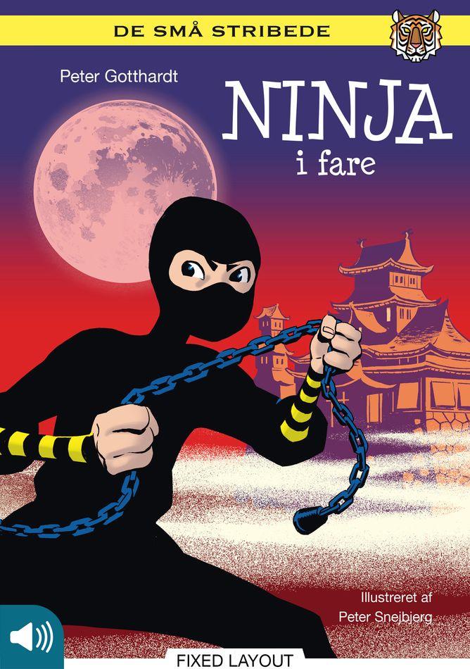 De små stribede: Ninja i fare - Maneno