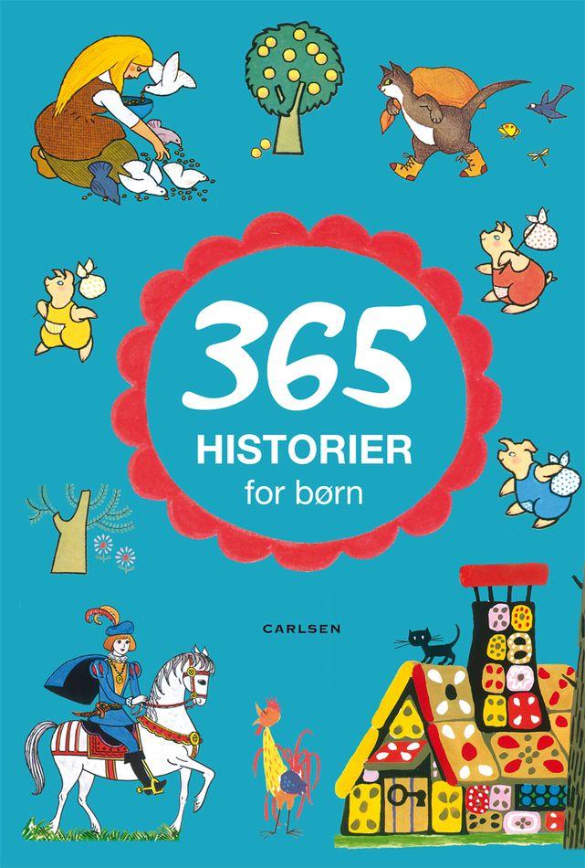365 historier for børn - Maneno