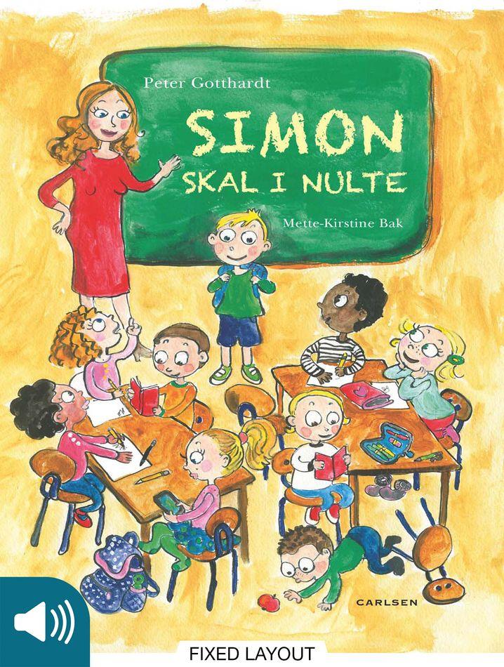 Simon skal i nulte - Maneno