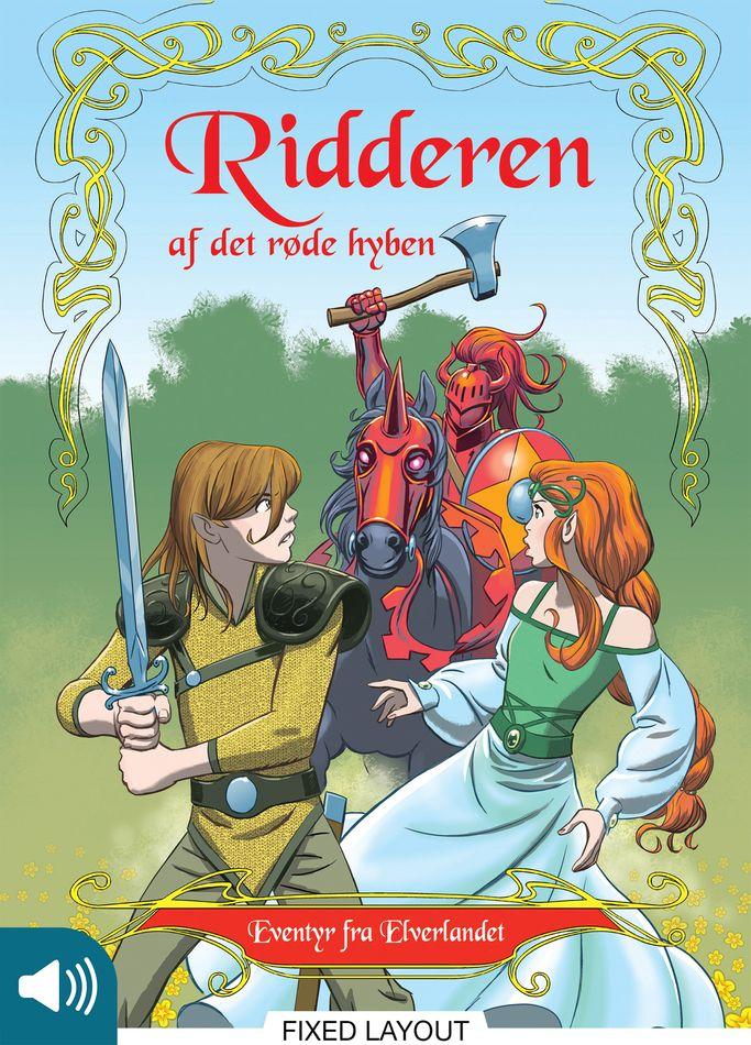Eventyr fra Elverlandet 1: Ridderen af det røde hyben - Maneno