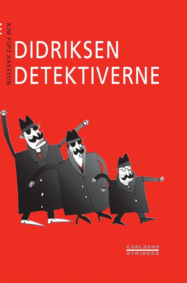 Didriksen detektiverne - Maneno