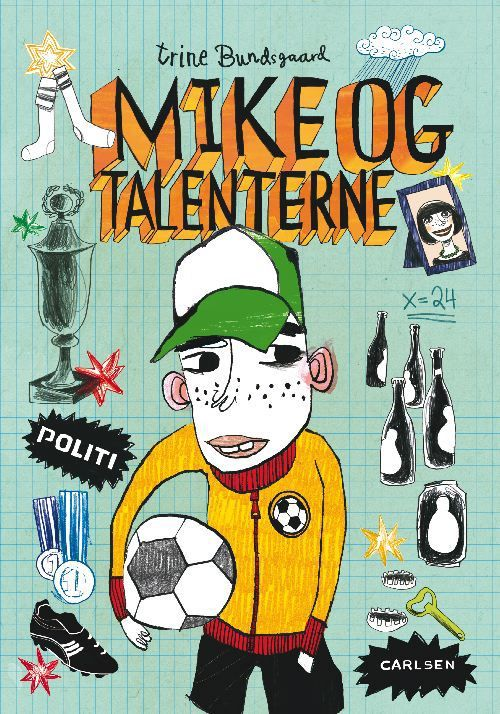 Mike og talenterne - Maneno