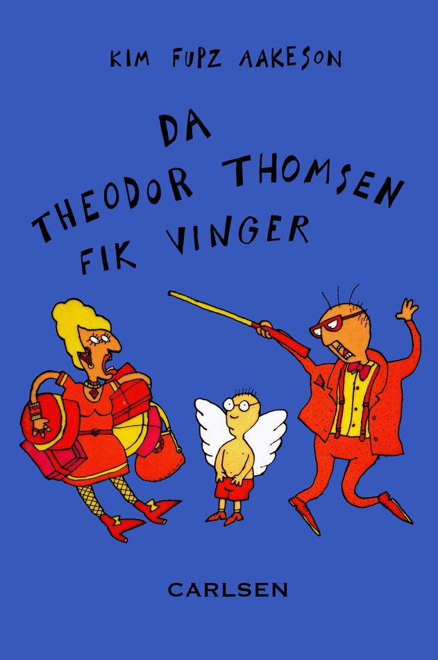 Da Theodor Thomsen fik vinger - Maneno