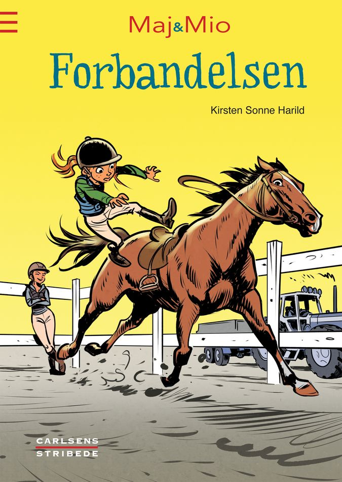 Maj & Mio #1: Forbandelsen - Maneno