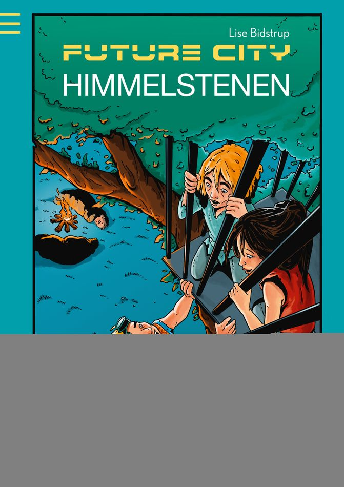 Future city 2: Himmelstenen - Maneno
