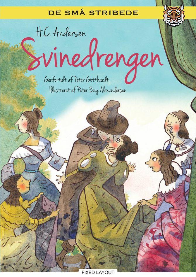 Svinedrengen - Maneno