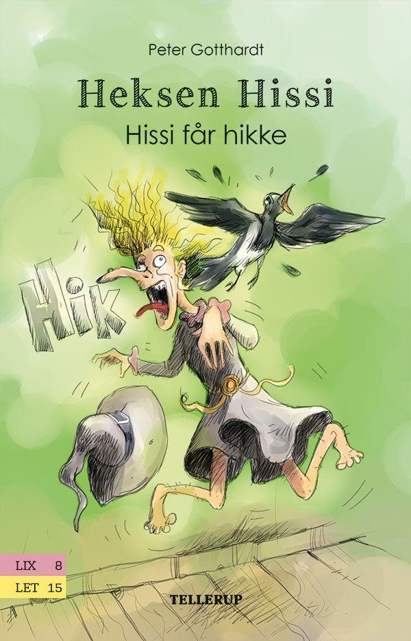Heksen Hissi #1: Hissi får hikke - Maneno