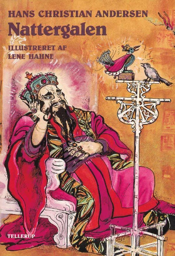 H. C. Andersen: Nattergalen - Maneno