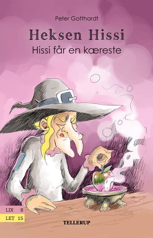 Heksen Hissi #2: Hissi får en kæreste - Maneno