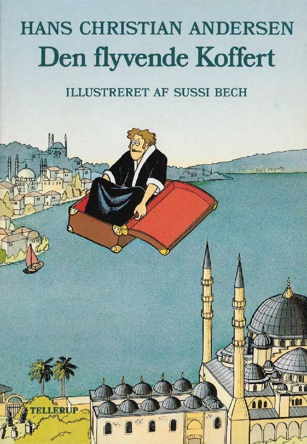 H. C. Andersen: Den flyvende Koffert - Maneno