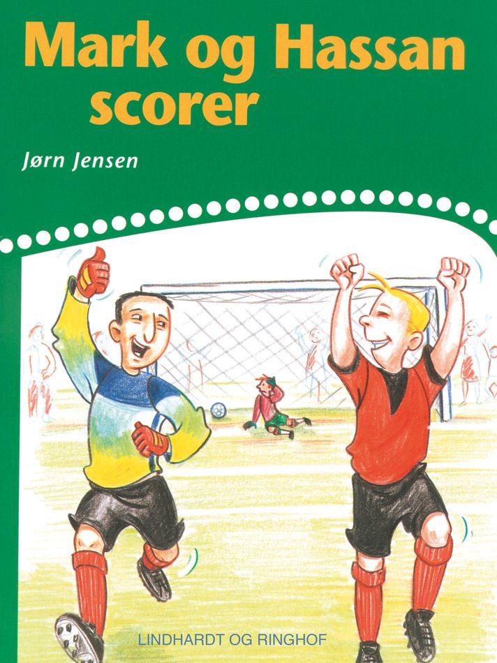 Mark og Hassan scorer - Maneno