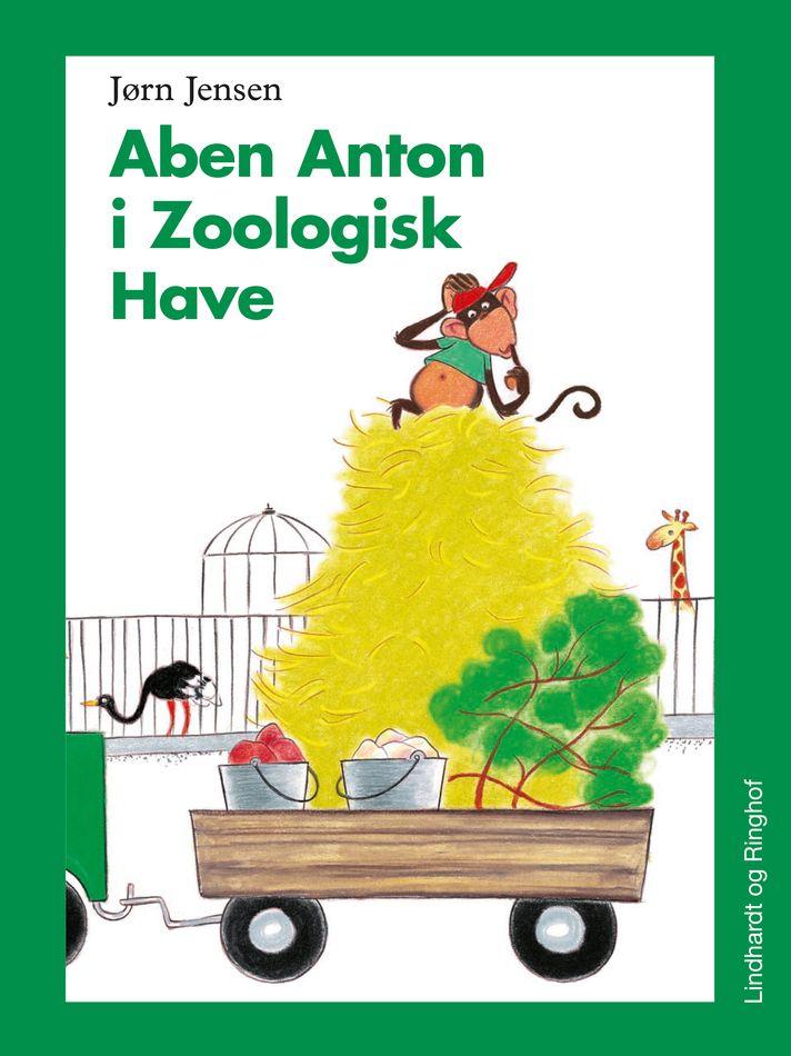 Aben Anton i Zoologisk have (svær udgave) - Maneno