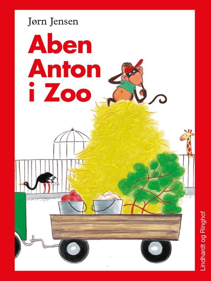 Aben Anton i Zoo (let udgave) - Maneno