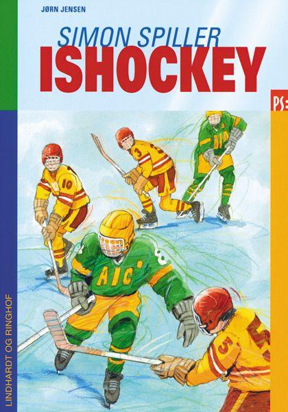 Simon spiller ishockey - Maneno