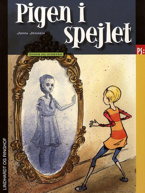 Pigen i spejlet - Maneno