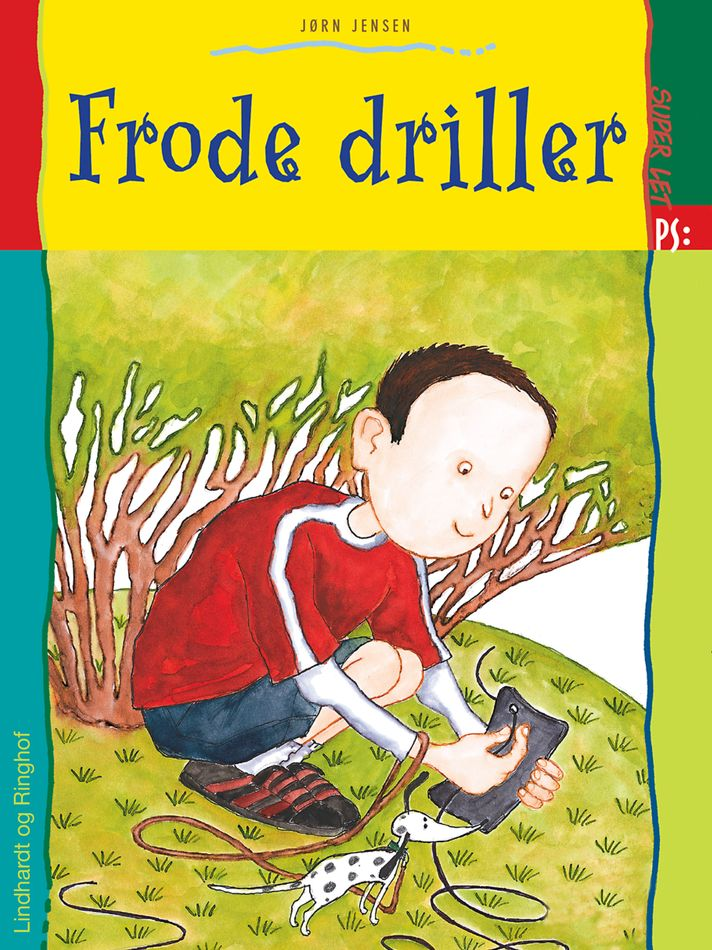 Frode driller - Maneno