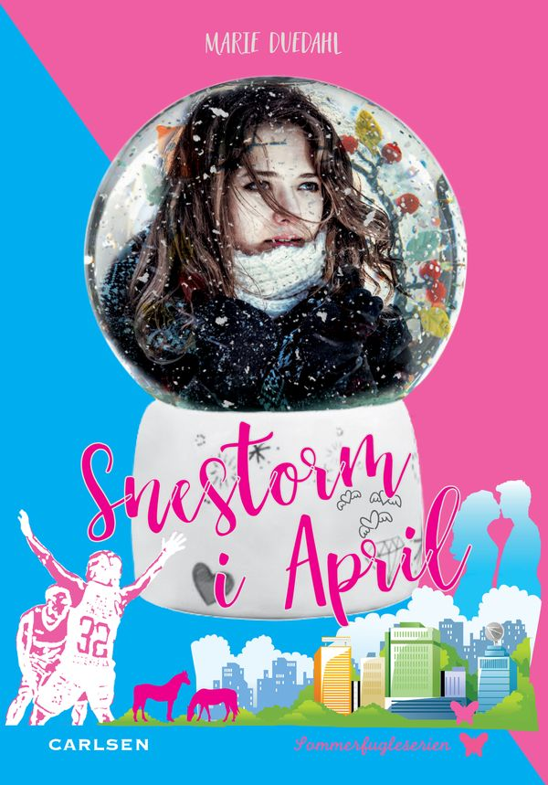 Snestorm i April - Maneno