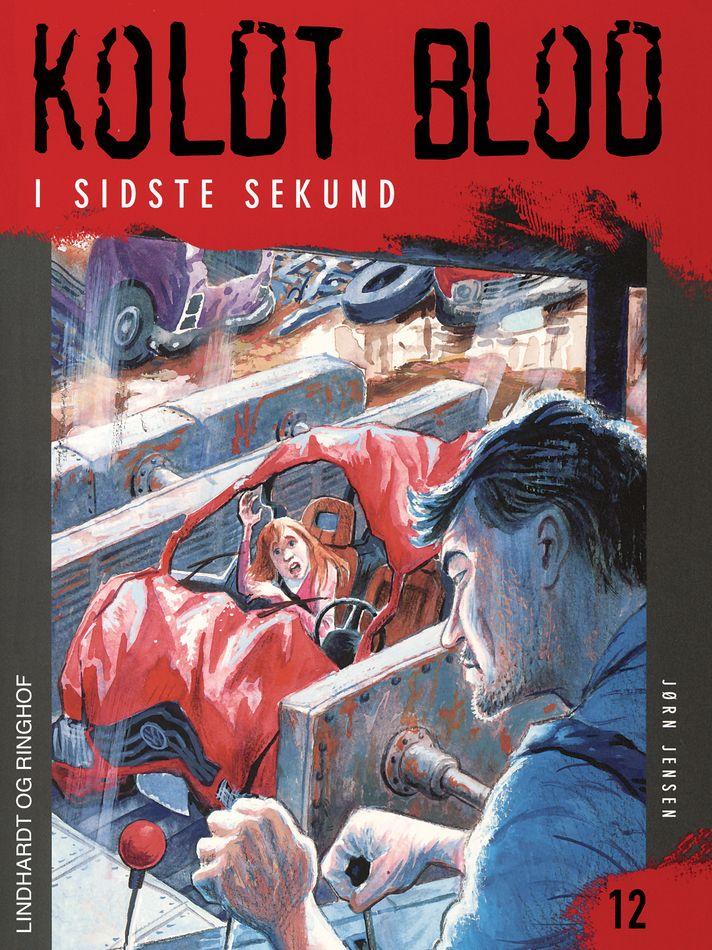 Koldt blod #12: I sidste sekund - Maneno