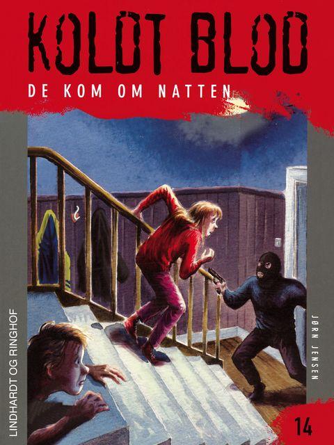 Koldt blod #14: De kom om natten - Maneno