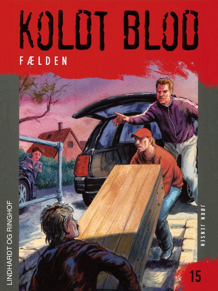 Koldt blod #15: Fælden - Maneno