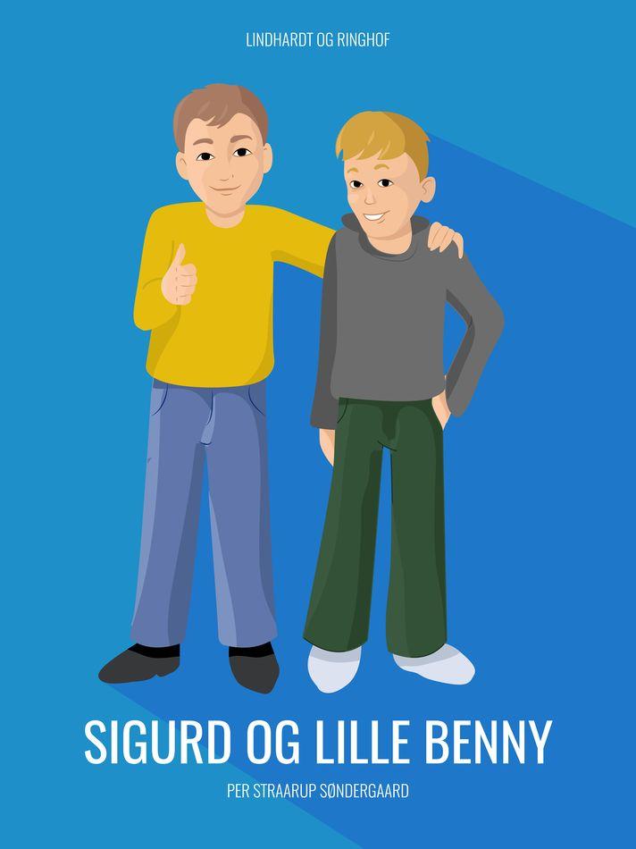 Sigurd og Lille Benny - Maneno