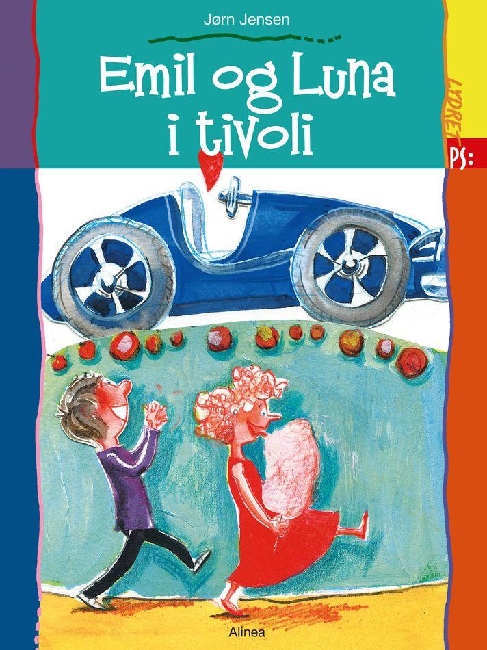 Emil og Luna i Tivoli - Maneno