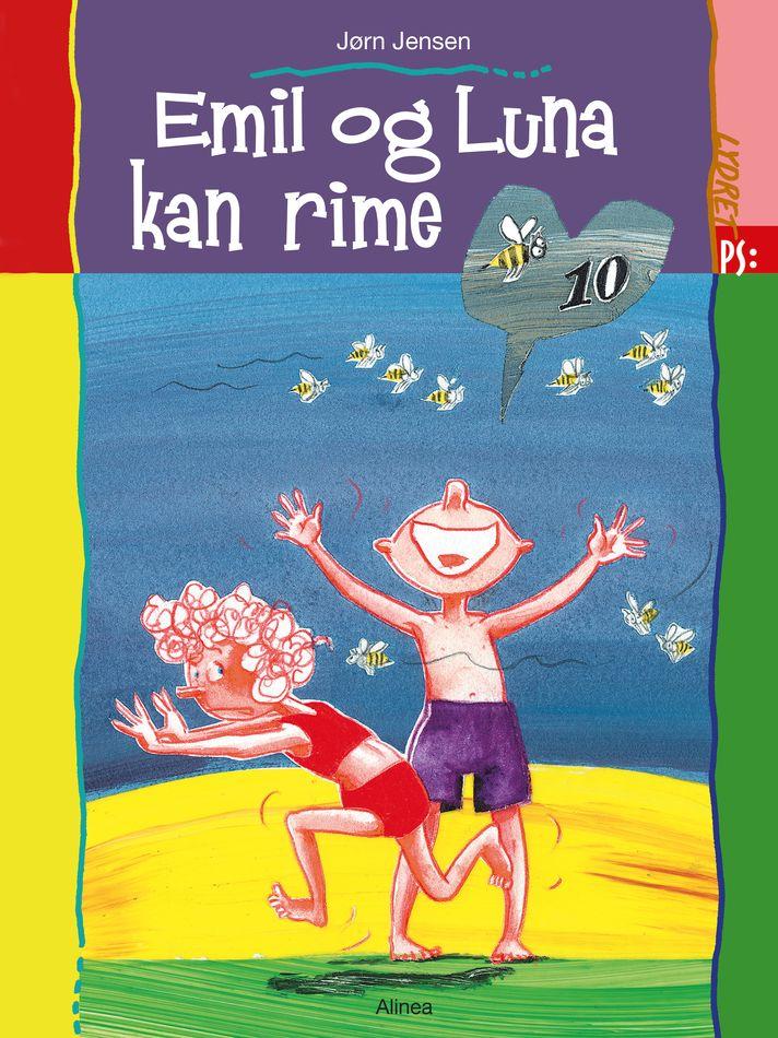 Emil og Luna kan rime - Maneno