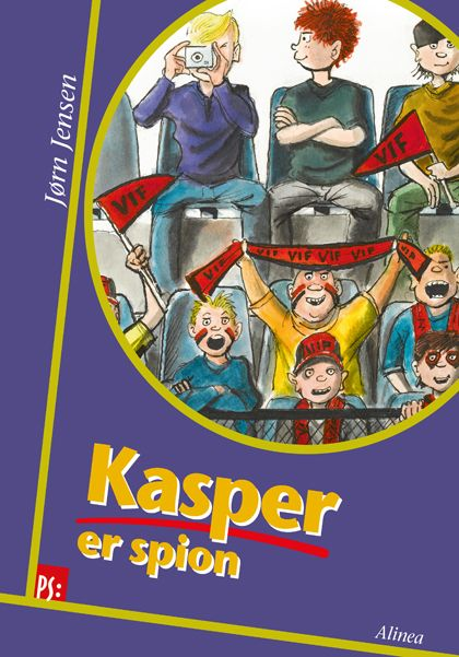 Kasper er spion - Maneno