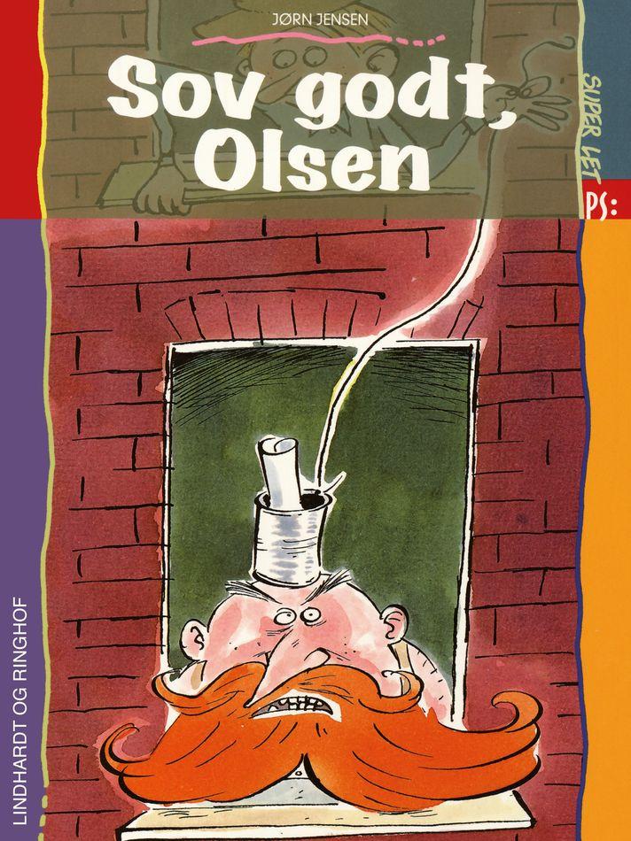 Sov godt, Olsen - Maneno