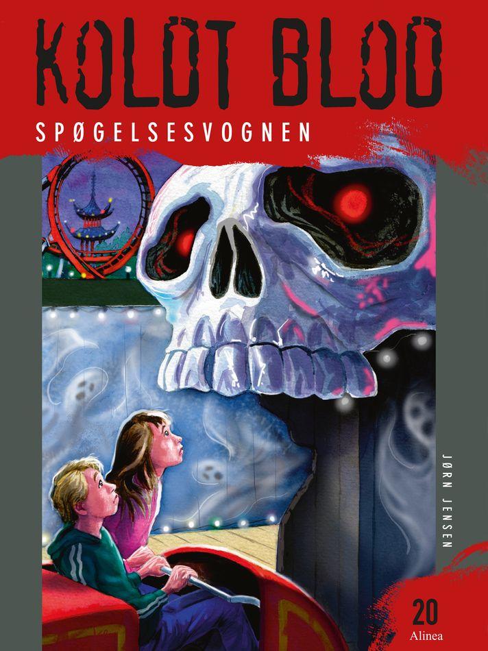 Koldt Blod #20: Spøgelsesvognen - Maneno