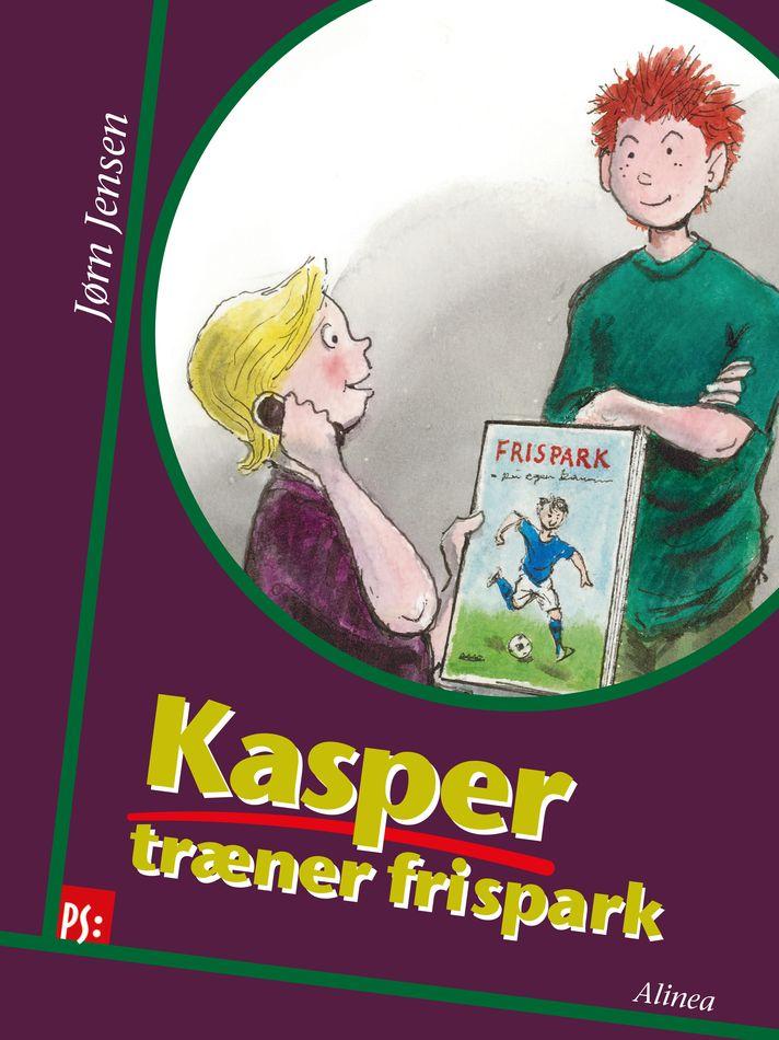 Kasper træner frispark - Maneno