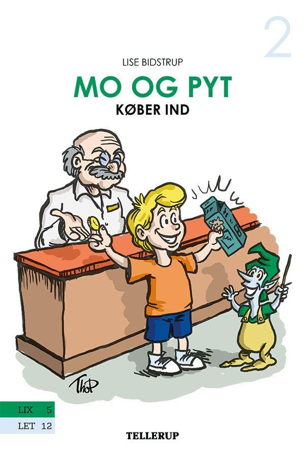 Mo og Pyt #2: Mo og Pyt køber ind - Maneno