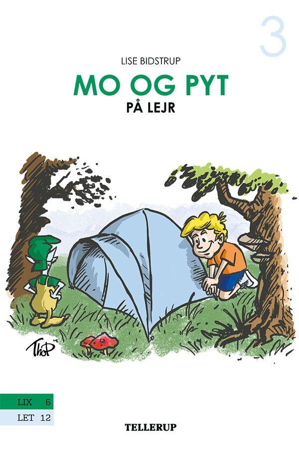 Mo og Pyt #3: Mo og Pyt på lejr - Maneno