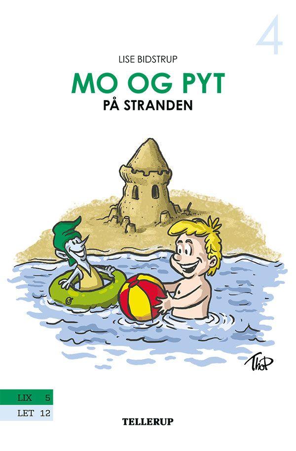 Mo og Pyt #4: Mo og Pyt på stranden - Maneno