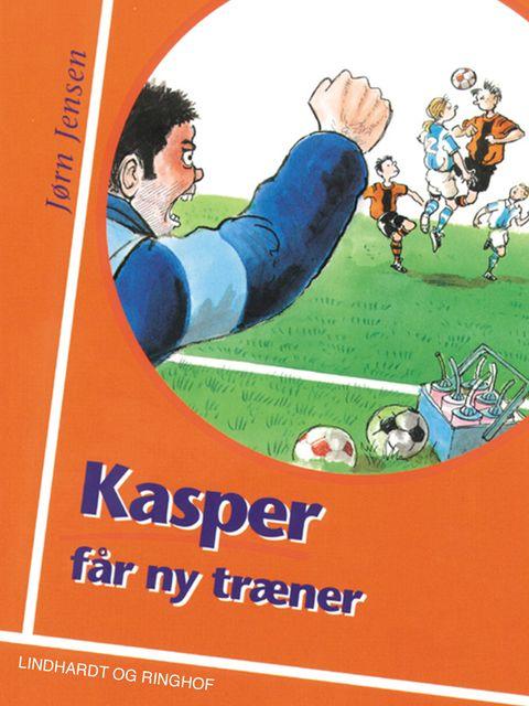 Kasper får ny træner - Maneno