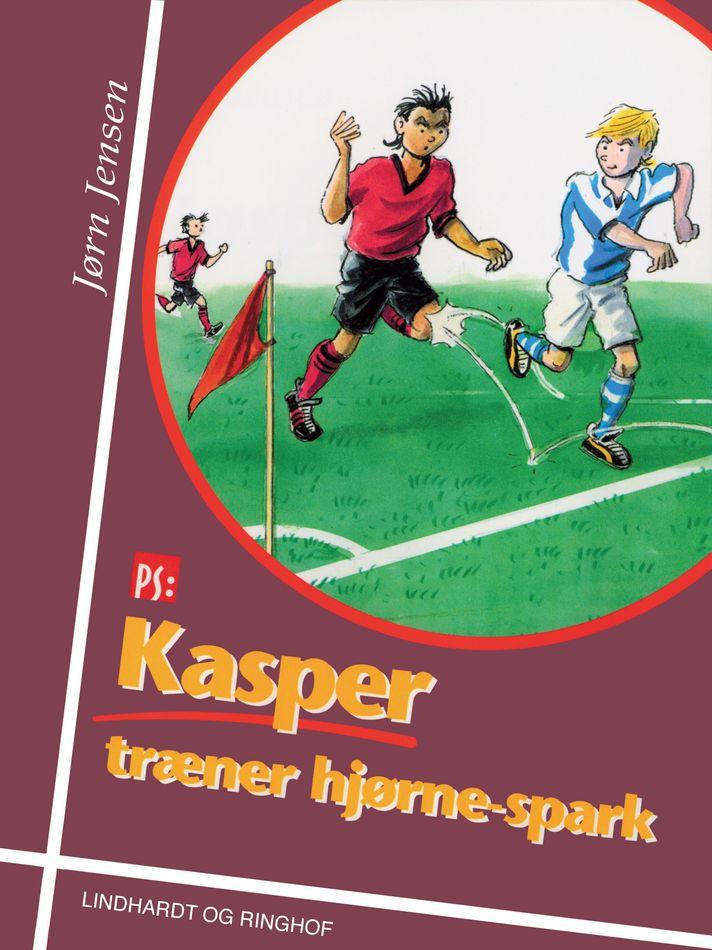Kasper træner hjørne-spark - Maneno