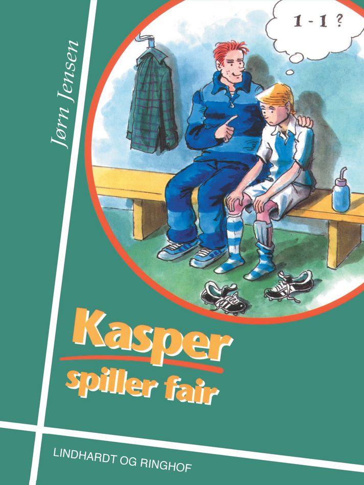 Kasper spiller fair - Maneno