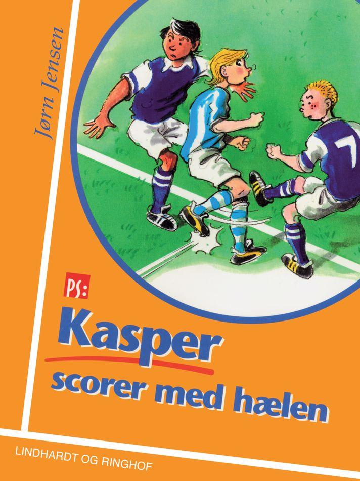 Kasper scorer med hælen - Maneno