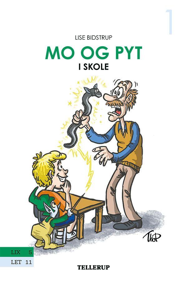 Mo og Pyt #1: Mo og Pyt i skole - Maneno