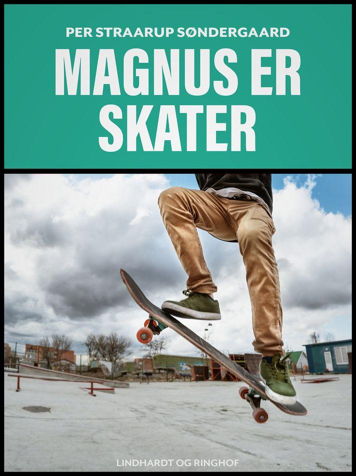 Magnus er skater - Maneno